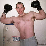 young studly musclejock boxing photos