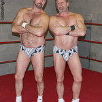 tagteam wrestling duo fighting pictures