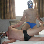 erotic boys bedroom hotel wrestling matches