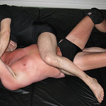 domination sex fights hairy legs studmen