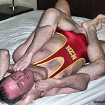 N2N gay rassling sleeper holds gallery